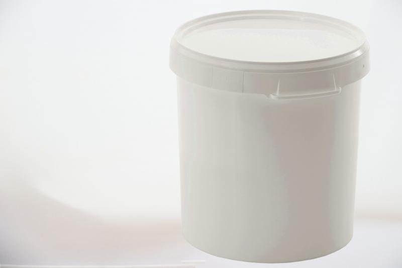 Eimer 32 Liter, ohne Inhalt