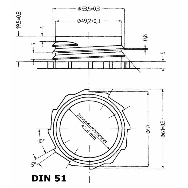 Hahn DIN-51
