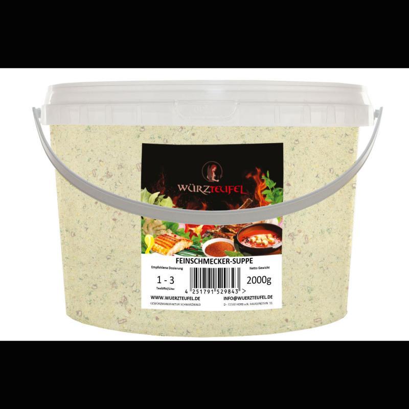 Feinschmecker-Suppe